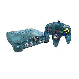 Console Nintendo 64 Azul (Série Multi-sabores: Anis) - Nintendo