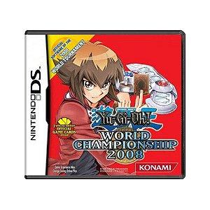 Jogo Yu-Gi-Oh! World Championship 2008 - DS