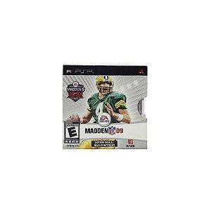 Jogo Madden NFL 09 - PSP (Capa Dura)