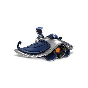 Boneco Veícular Skylanders SuperChargers: Dark Sea Shadow