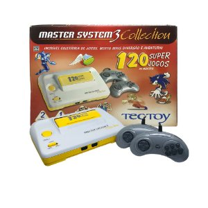 Console Master System 3 Collection - TecToy