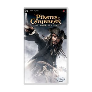 Jogo Pirates of the Caribbean: At World's End - PSP