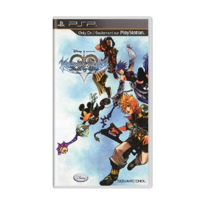 Jogo Kingdom Hearts Birth by Sleep - PSP