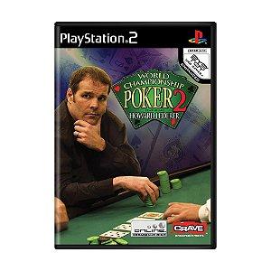 Jogo World Championship Poker 2: Featuring Howard Lederer - PS2