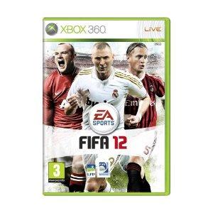 Jogo FIFA 12 - Xbox 360 (Europeu)