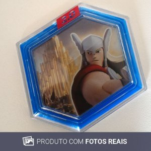 Disco Hexagonal Disney Infinity 2.0: Thor