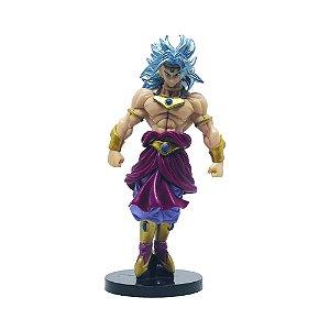 Action Figure Super Saiyan Broly (Dragon Ball Z - SCultures Vol.3) - Banpresto