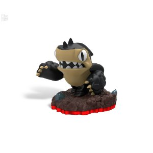 Boneco Skylanders Trap Team: Mini Terrafin (Terrabite)