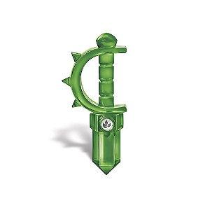 Armadilha Skylanders Trap Team: Life Sword (Jade Blade)