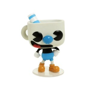 Boneco Mugman 311 (Cuphead) - Funko Pop!