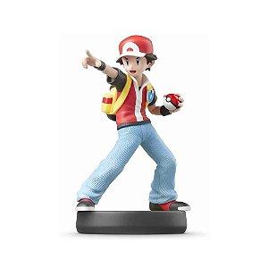 Nintendo Amiibo: Ash (Pokemon Trainer - Super Smash Bros) - Wii U, New Nintendo 3DS e Switch