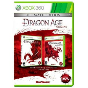 Jogo Dragon Age: Origins (Ultimate Edition) - Xbox 360