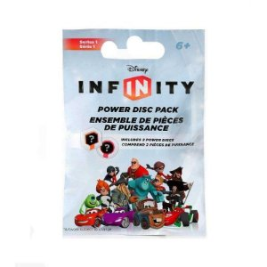 Power Disc Pack Disney Infinity: Series 1 - Multiplataforma
