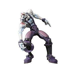 Action Figure Necro (Round One - Street Fighter) - ReSaurus