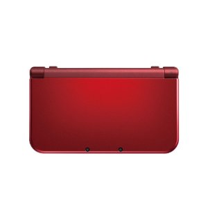 Console Nintendo 3DS XL New Red - Nintendo