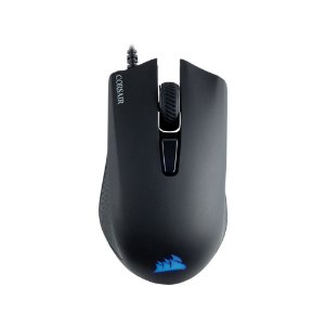 Mouse Gamer Corsair Harpoon RGB 6000 DPI com fio