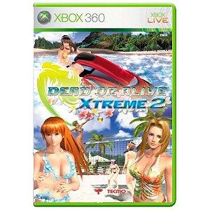Jogo Dead Or Alive Xtreme 2 - Xbox 360