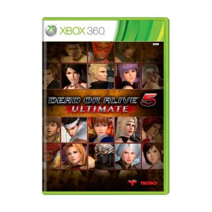 Jogo Dead or Alive 5: Ultimate - Xbox 360