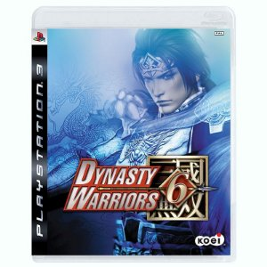 Jogo Dynasty Warriors 6 - PS3