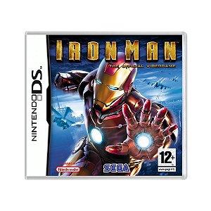 Jogo Iron Man: The Official Videogame - DS (Europeu)