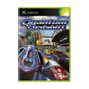 Jogo Quantum Redshift - Xbox