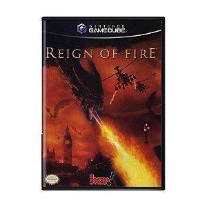 Jogo Reign of Fire - GameCube