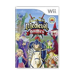 Jogo Medieval Games - Wii