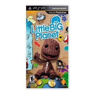 Jogo LttleBigPlanet - PSP