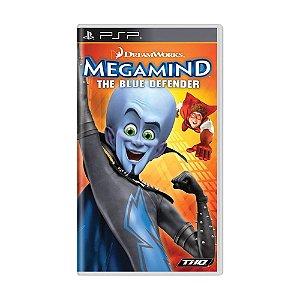 Jogo Megamind: The Blue Defender - PSP