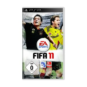 Jogo FIFA 11 - PSP