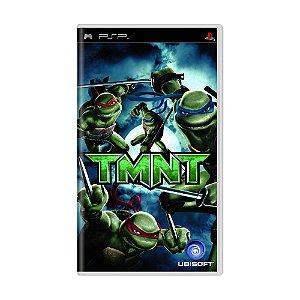 Jogo TMNT: Teenage Mutant Ninja Turtles - PSP