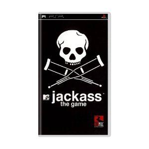 Jogo Jackass: The Game - PSP