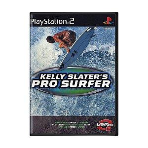Jogo Kelly Slater's Pro Surfer - PS2