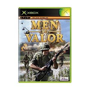 Jogo Men of Valor - Xbox