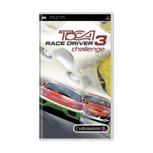 Jogo TOCA Race Driver 3 Challenge - PSP