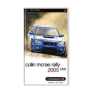 Jogo Colin McRae Rally 2005 - PSP