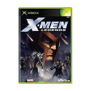 Jogo X-Men Legends - Xbox