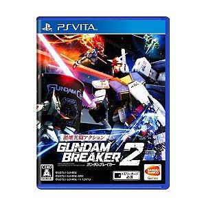 Jogo Gundam Breaker 2 - PS Vita