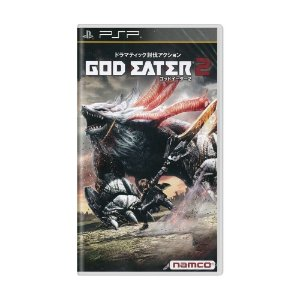 Jogo God Eater 2 - PSP