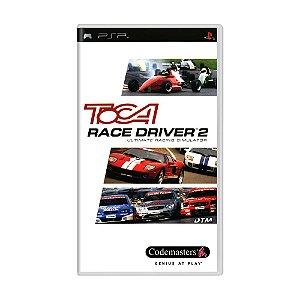 Jogo TOCA Race Driver 2: The Ultimate Racing Simulator - PSP