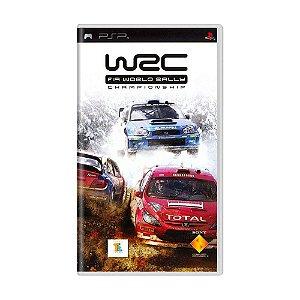 Jogo WRC: FIA World Rally Championship - PSP