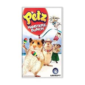 Jogo Petz: Hamsterz Bunch - PSP