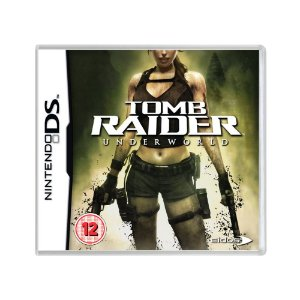 Jogo Tomb Raider: Underworld - DS (Europeu)