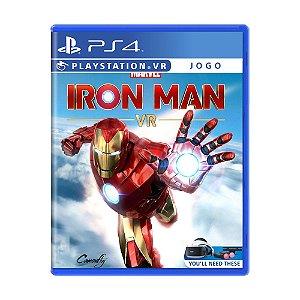 Jogo Marvel's Iron Man VR - PS4