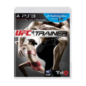 Jogo UFC Personal Trainer: The Ultimate Fitness System - PS3