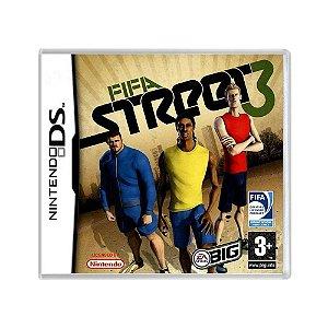 Jogo FIFA Street 3 - DS (Europeu)