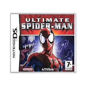 Jogo Ultimate Spider-Man - DS (Europeu)