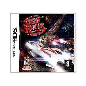 Jogo Speed Racer - DS (Europeu)