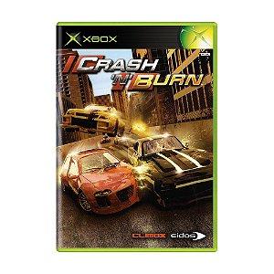 Jogo Crash 'N' Burn - Xbox