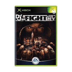 Jogo Def Jam: Fight for NY - Xbox